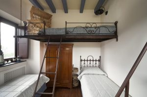 3. Liftend bed