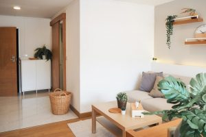 7. De juiste meubels