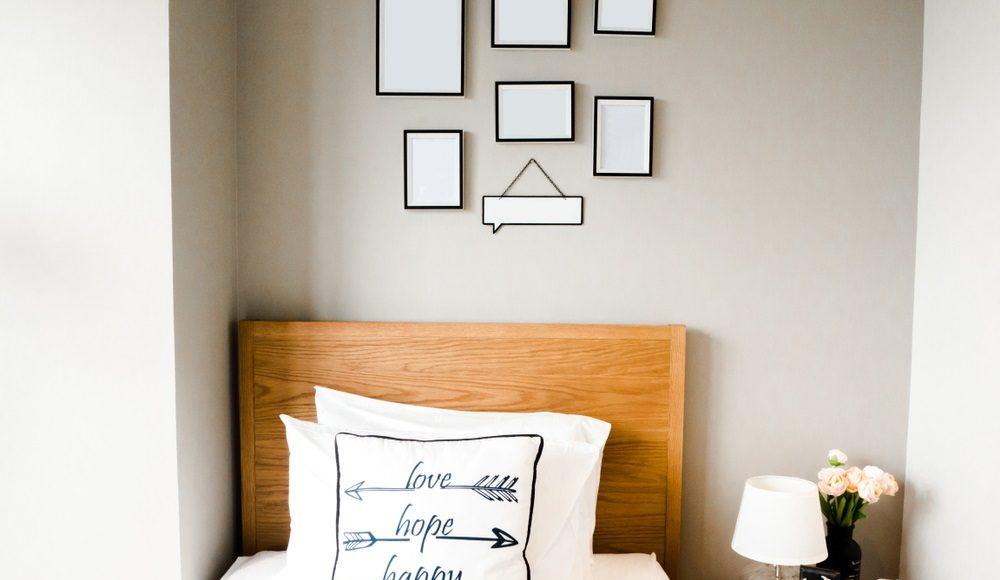 Kleine slaapkamer inrichten 20 prachtige voorbeelden