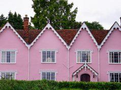Roze in huis: voor een authentieke look