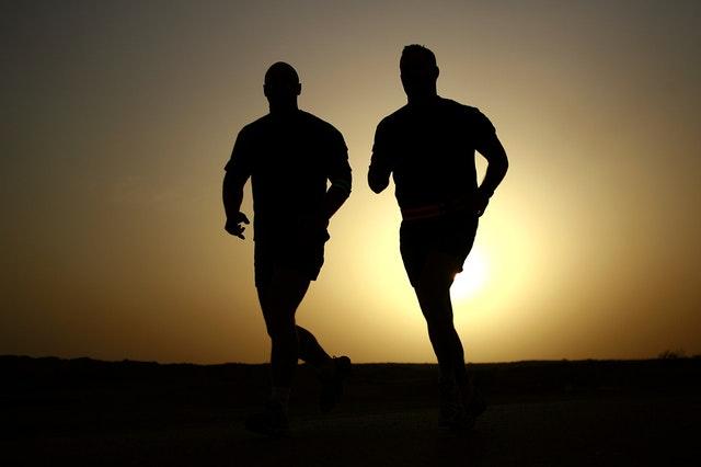 Blijf samen dagelijkse dingen ondernemen: ga sporten!