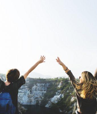 3x De voordelen van internationale vrienden