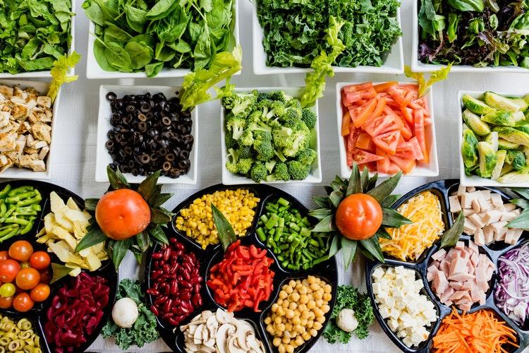 Mijn kind lust geen groentes - veel groentegerechten