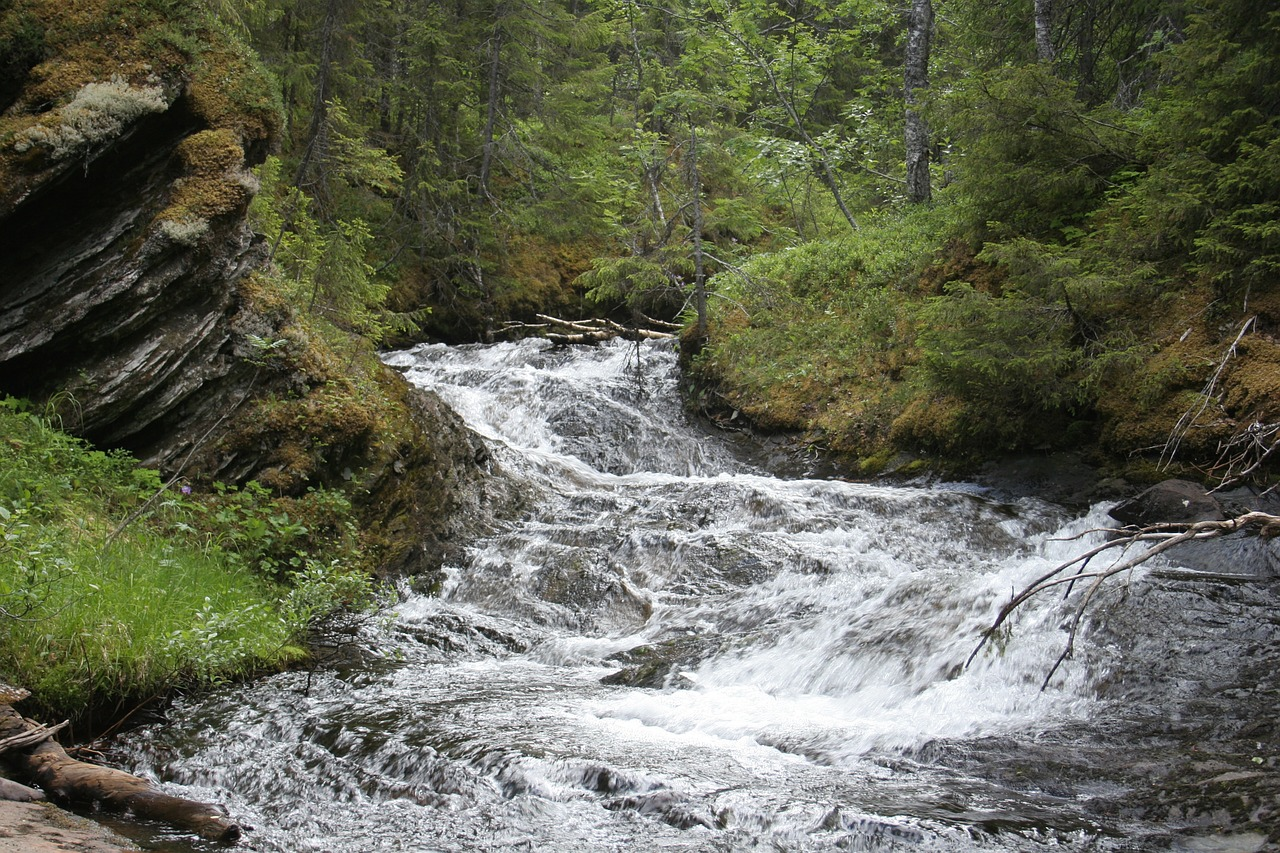 plekken-zweden-waterval