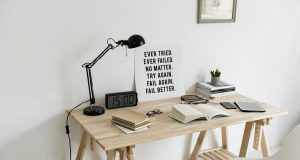 4x DIY ideeën voor de werkkamer