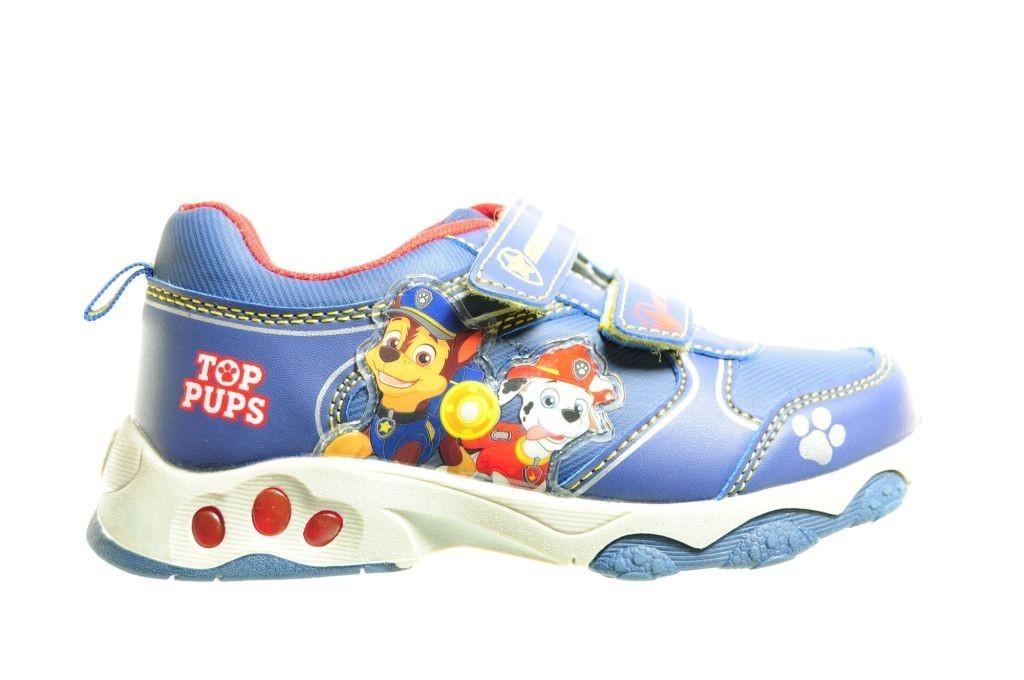 pawpatrol schoenen met lichtjes