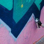 Voor de waaghalzen: graffiti op de muur