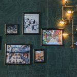 Pak uit op de muur: lijstjes en collages!