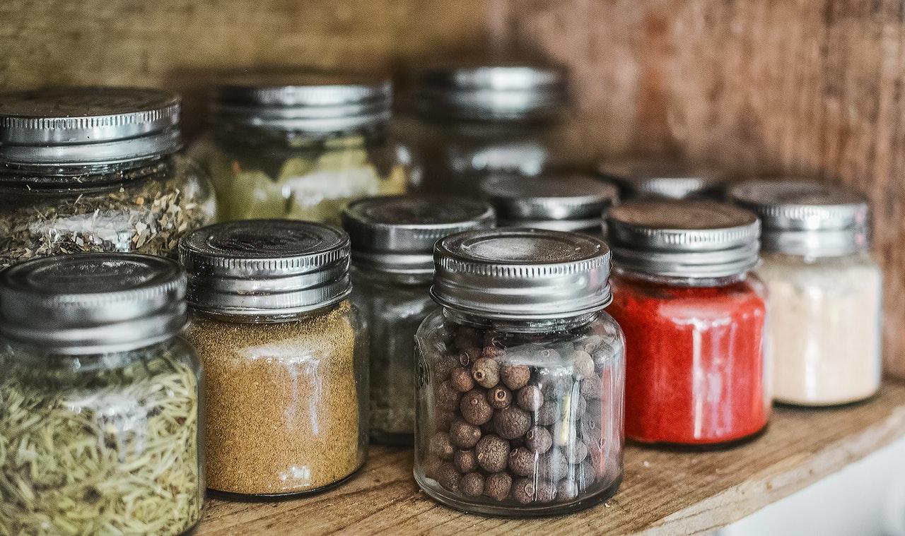 Voorraadpotten zijn onmisbaar voor de opgeruimde keuken