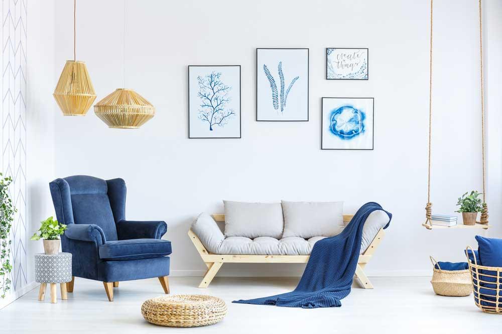 Best Interieur Blauw Gallery - Trend Ideas 2018 - localcateringblog.com