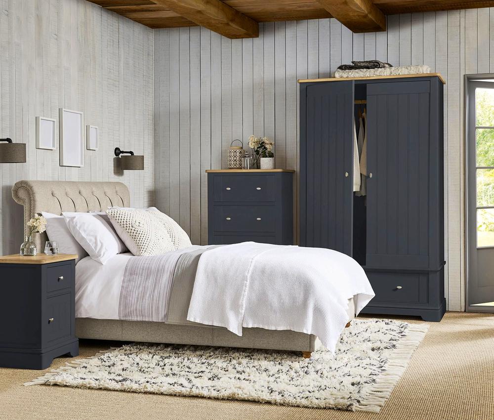 Zachte vloer slaapkamer