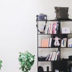 De open kast in huis: denk na over mooie spullen