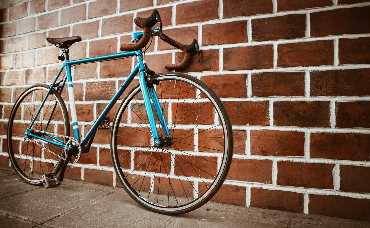 Een actieve look in je interieur: ga voor de fiets aan de muur