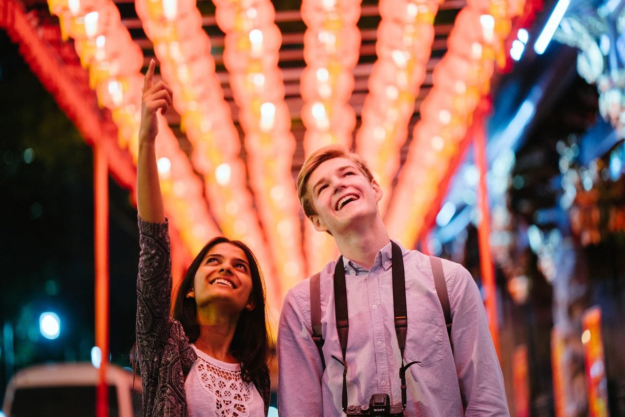 Op festivalweekend met je partner? Trek ook af en toe je eigen plan
