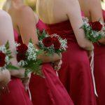 Belangrijkste tip voor een bruiloftsfeest: draag nooit wit als vrouw!