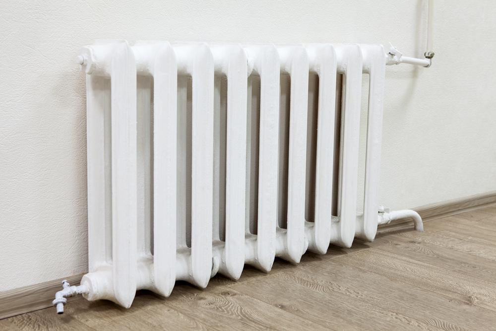 Grote radiator klassiek
