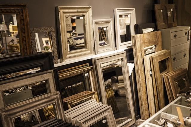 Wat zijn populaire vintage items in het interieur?