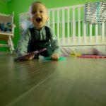 Accessoires in de kinderkamer: het vloerkleed