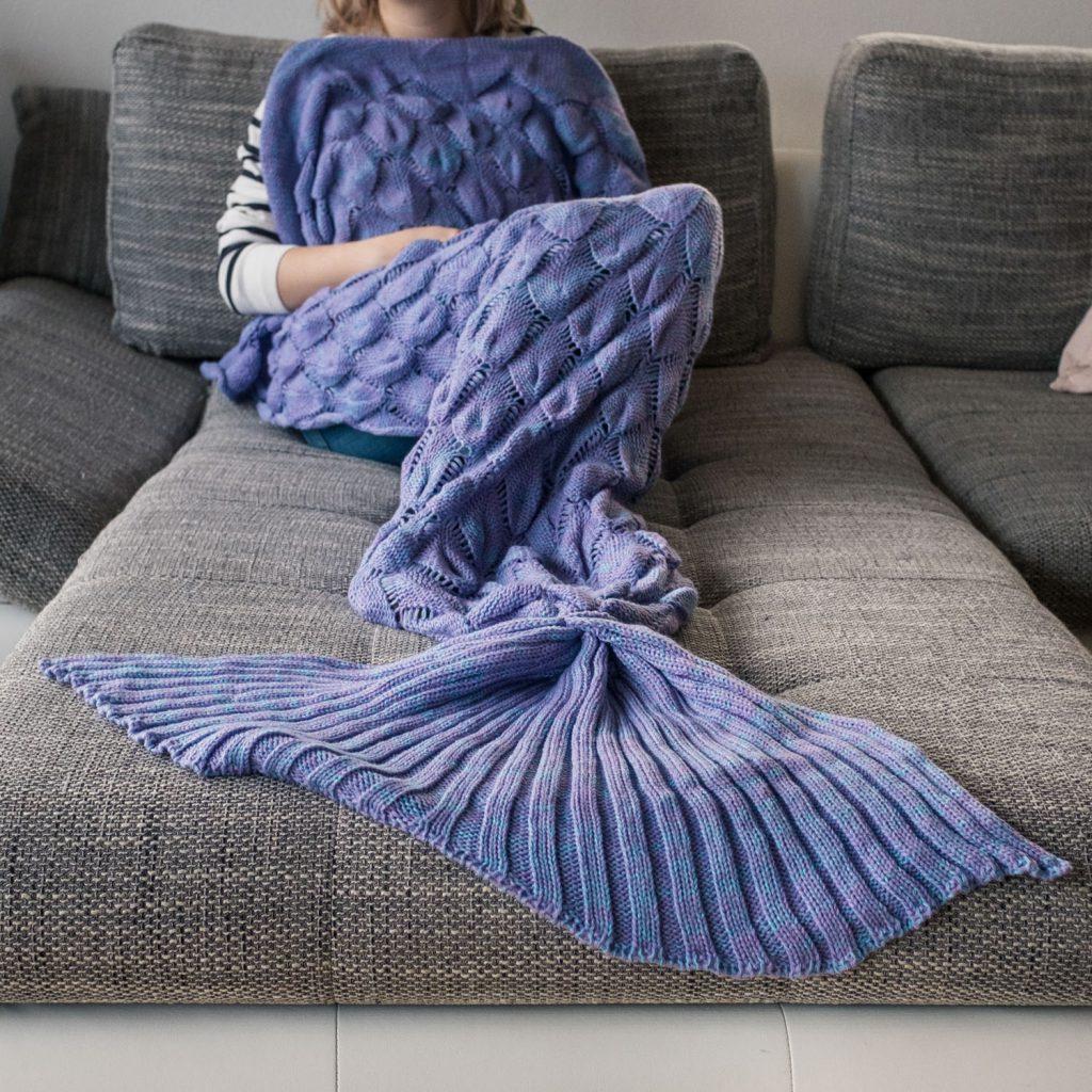 Mermaid deken