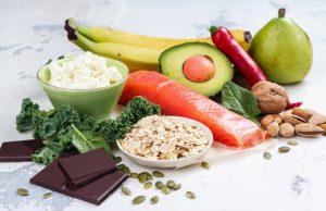 energierijke voeding