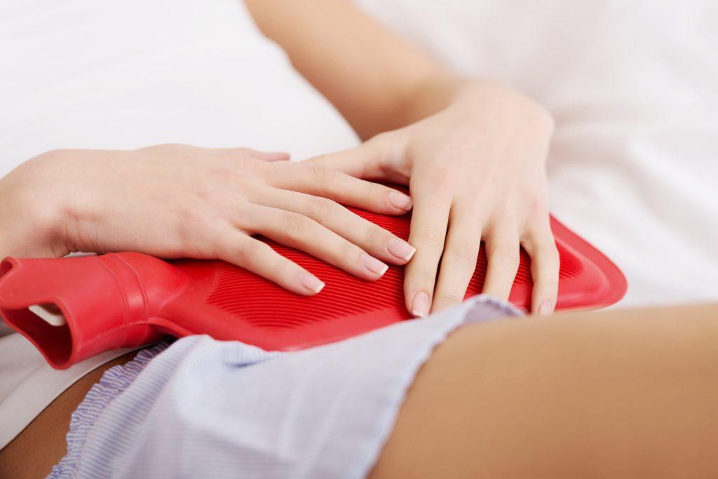 menstruatie pijn