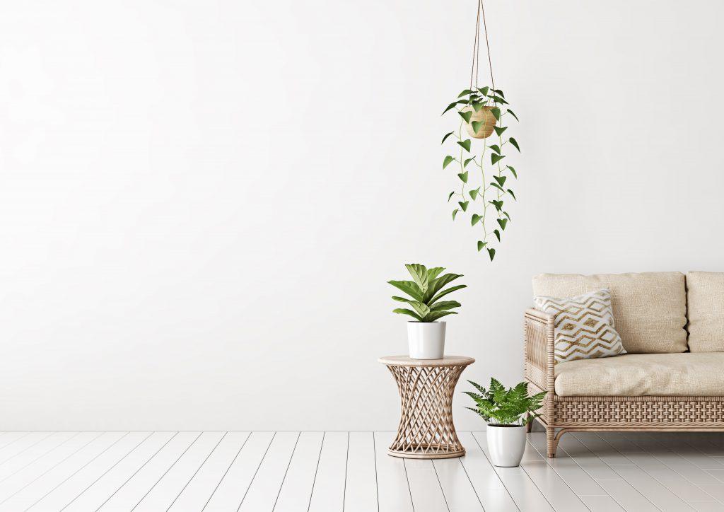 kunstplanten hangplanten