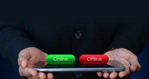 Offline promotie