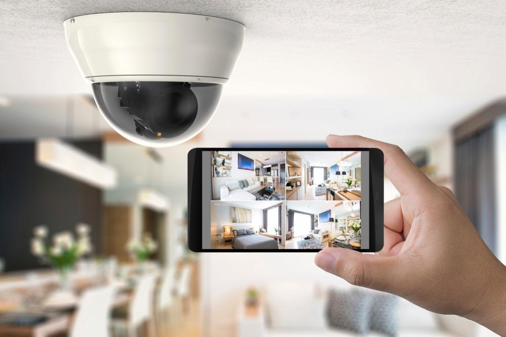 Wifi beveiligingscamera