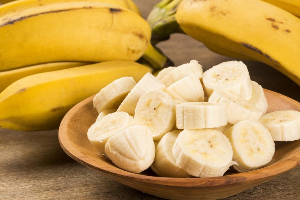 banaan eten