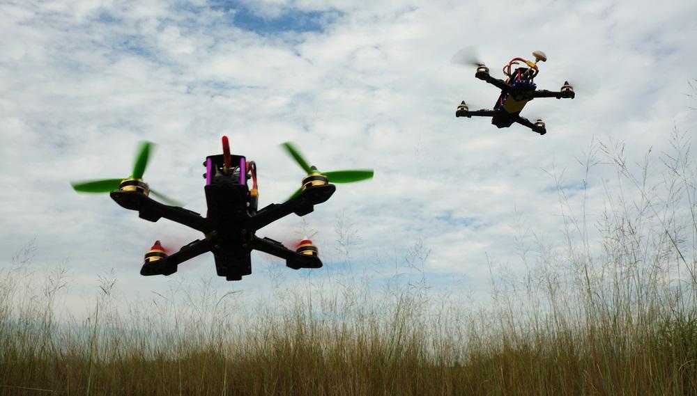 FPV racedrone