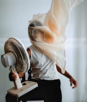 4 tips voor verkoeling met een ventilator