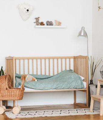 Kinderkamer duurzaam inrichten