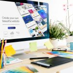 Start het bouwen van de website