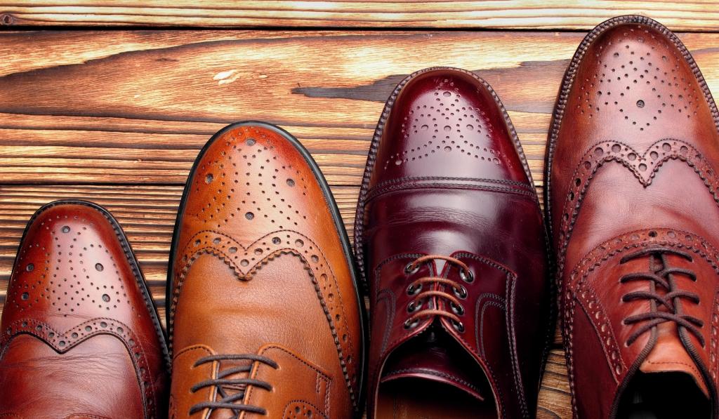 leren schoenen onderhouden