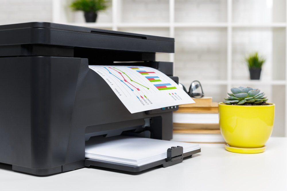 Printer vervangen