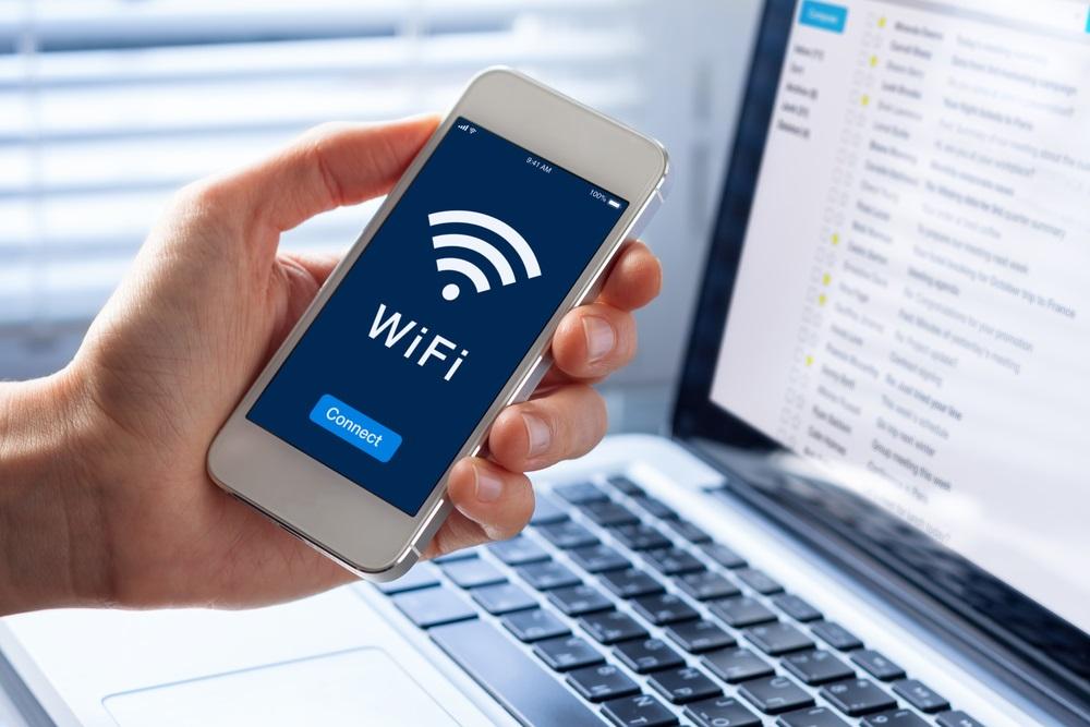 Wifi versterker kantoor