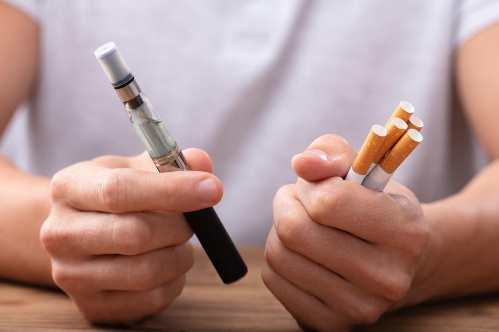 De e-sigaret