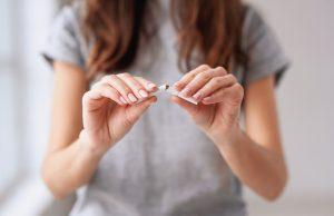 Eindelijk stoppen met roken