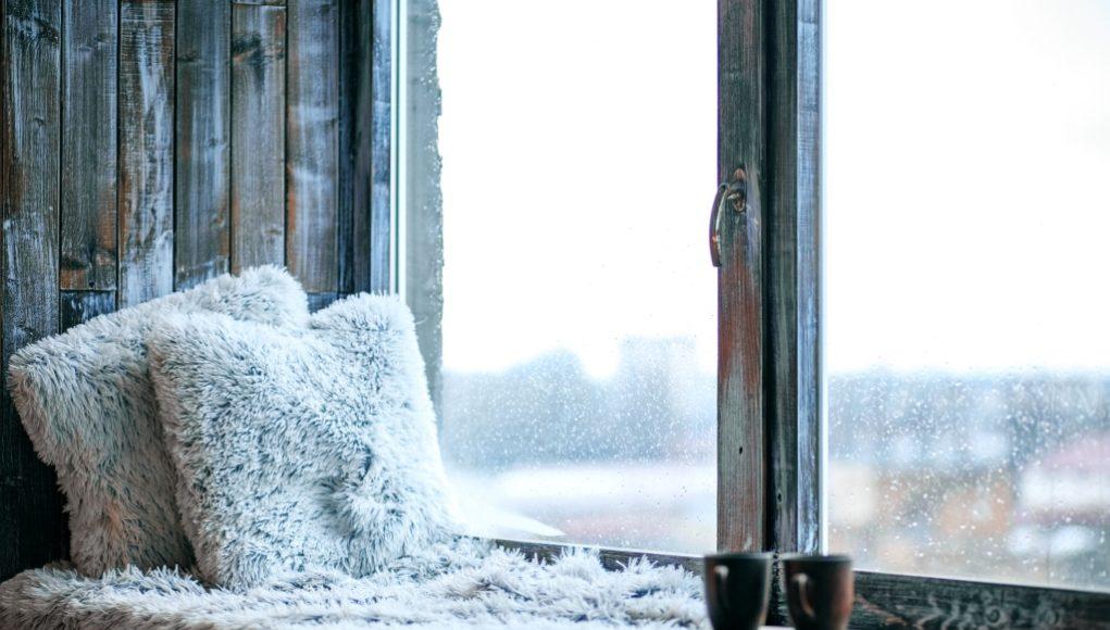 grote vensterbank