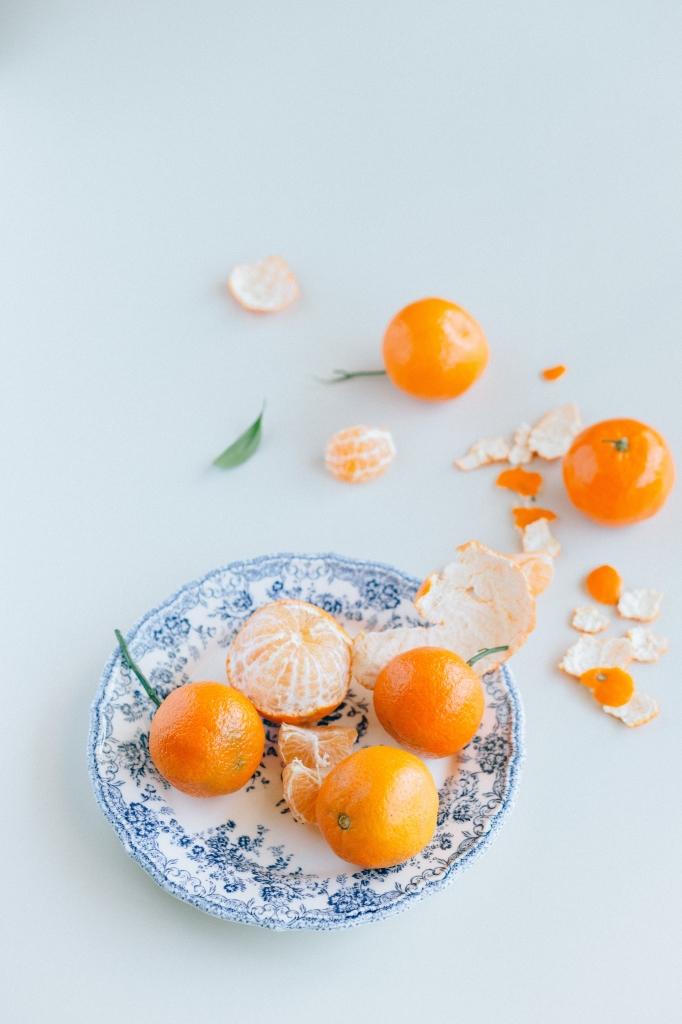 hoe gezond zijn mandarijnen