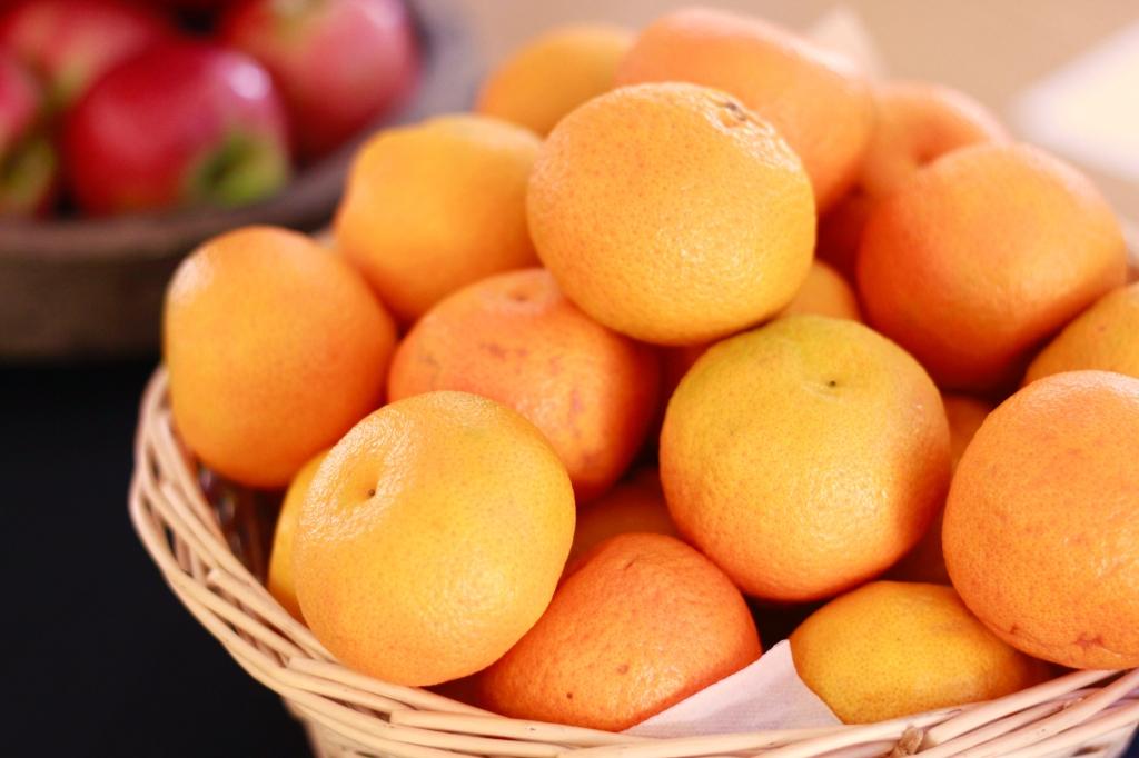 waar is mandarijn gezond voor