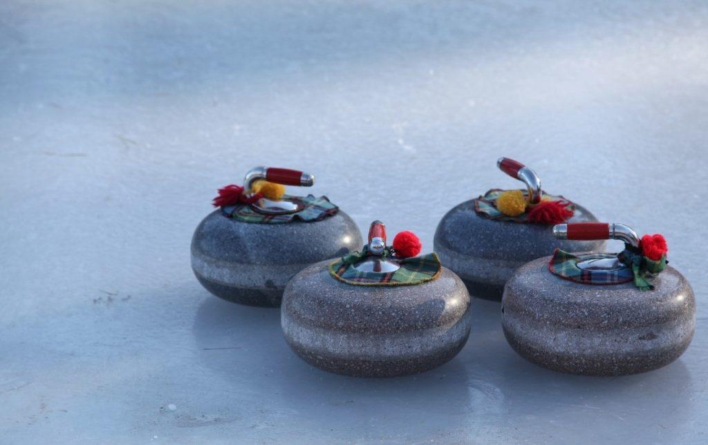 Curlingbaan huren