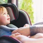 Kinderzitjes voor in de auto