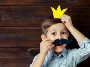 kinderfoto's maken