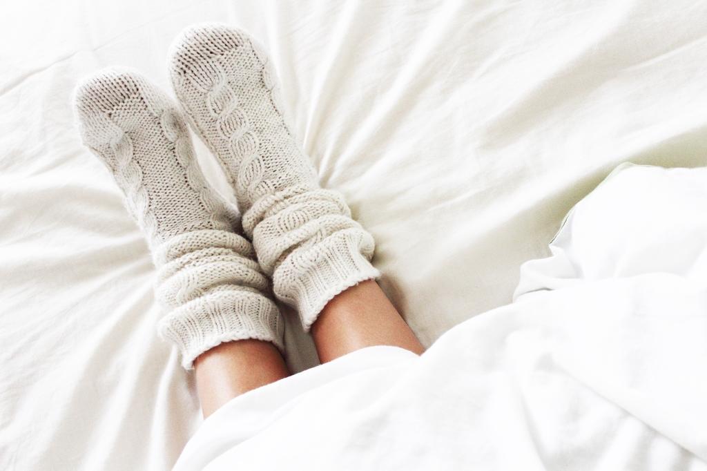 wat te doen tegen koude voeten