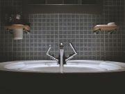 Trend zwart in de badkamer