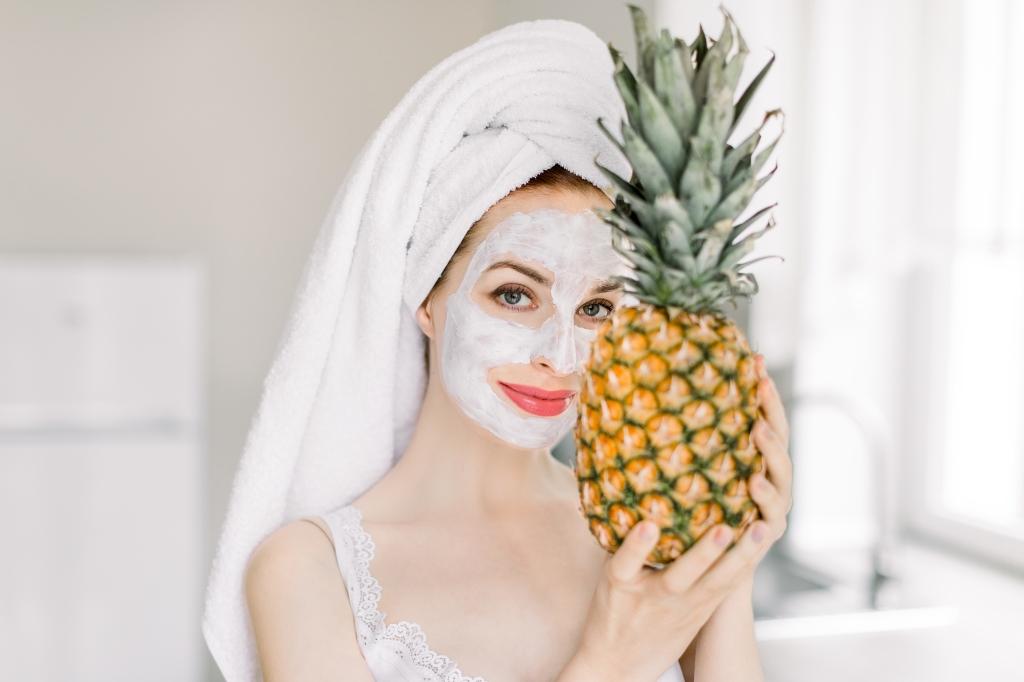 voeding droge huid