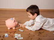 kind leren sparen