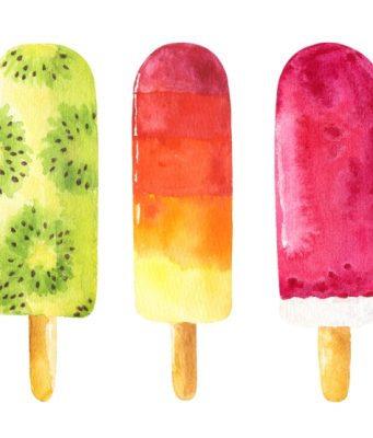fruitijsjes maken