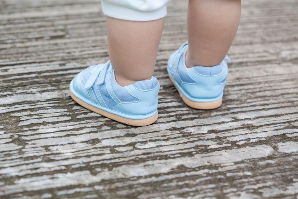 eerste schoenen baby